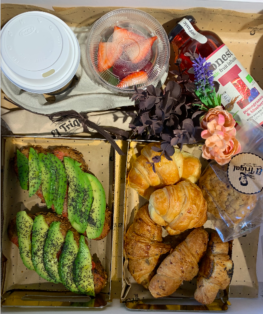 Desayunos a domicilio en Vigo