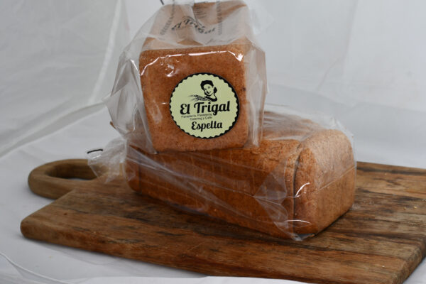 Pan de molde El Trigal