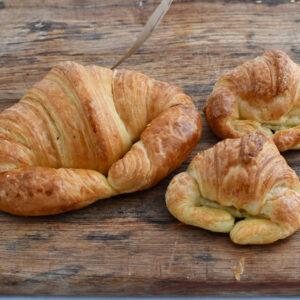 Croissant de mantequilla El Trigal