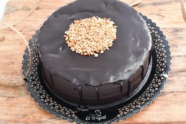 Tarta Brigadeiro de chocolate El Trigal