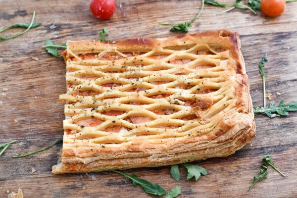Empanada jamón y queso El Trigal